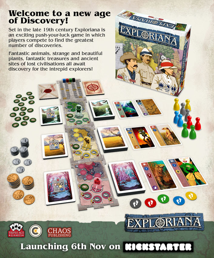 Exploriana Box Game Layout